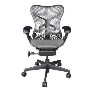 1980s Vintage Herman Miller Office Chair For Sale