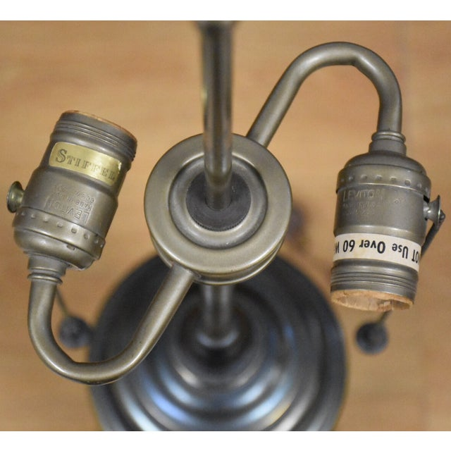Stiffel Yellow Table Lamp - Image 7 of 8