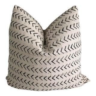 Mali Mud Cloth Textile & Linen Pillow
