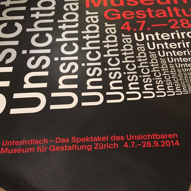 Modern Swiss Helvetica Poster - Image 4 of 6