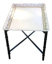 Image of British Colonial Accent Tables