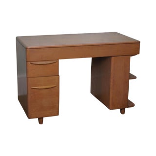 Heywood Wakefield Mid-Century Maple Desk