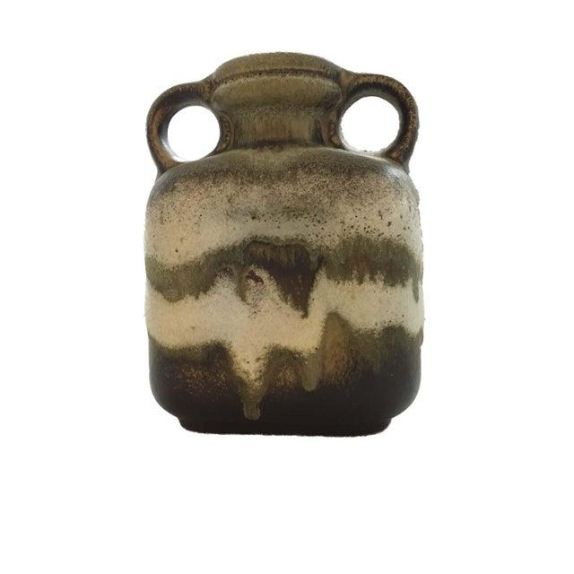 1970s Vintage Steuler West German Pottery Jug/Vase For Sale - Image 9 of 9