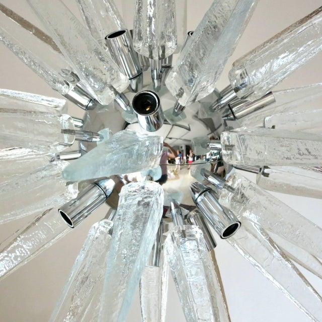 Fabio Ltd Shards Sputnik Chandelier For Sale - Image 4 of 6