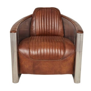 Industrial Aviator Tomcat Armchair For Sale