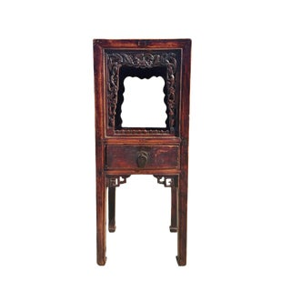 19th Century Chinese Ming Side Table For Sale