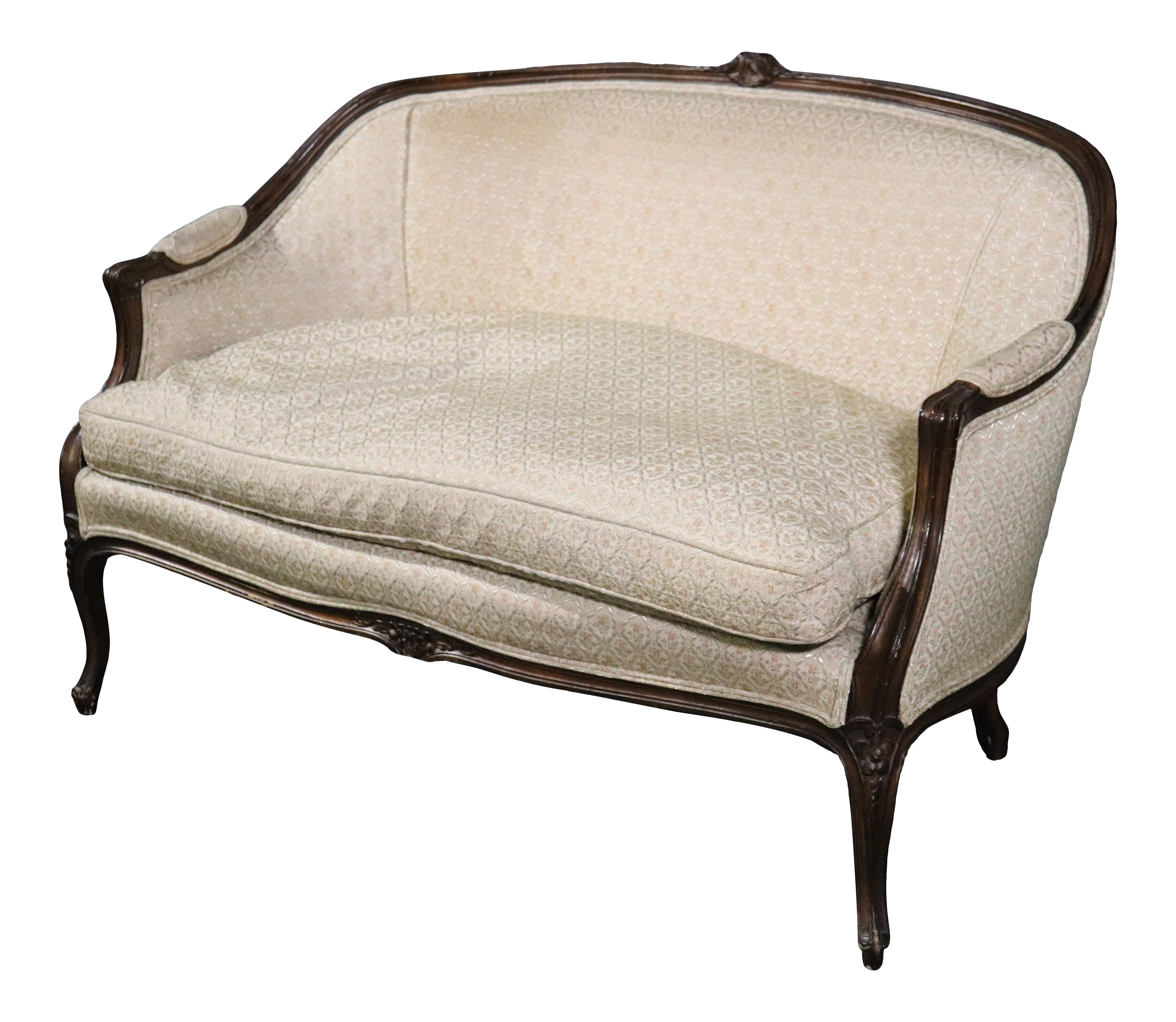Vintage Used Loveseats And Settees For Sale Chairish