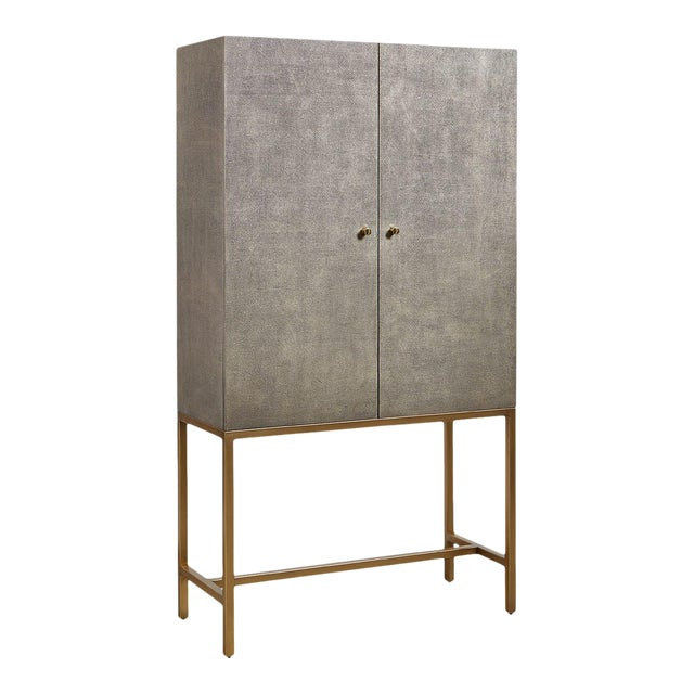 Leeds Bar Cabinet from Kenneth Ludwig Chicago For Sale
