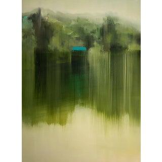 Liz Dexheimer Domaine Interchange Green #2 2017 For Sale