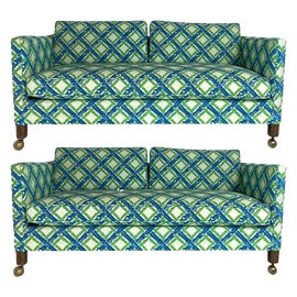 Image of Hollywood Regency Sofas