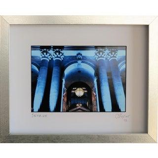 5th Avenue, N Y C. Framed Digital Photography by C. Damien Fox For Sale