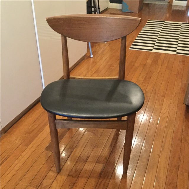 Mid-Century Dining Chairs - A Pair - Image 2 of 5