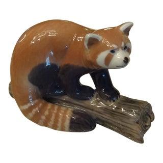 Royal Copenhagen Red Panda Figurine For Sale
