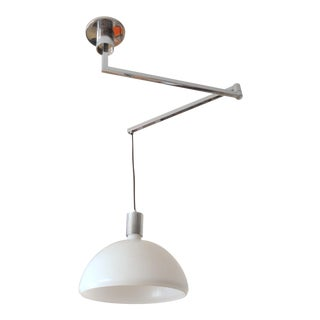 Albini, Piva, Helg Directional Ceiling Lamp, Italy 1960s For Sale