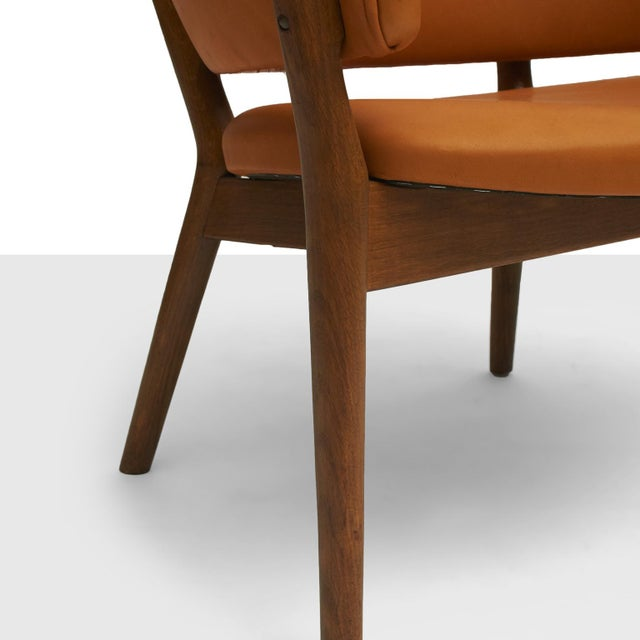 Nanna Ditzel Model #ND83 Lounge Chairs - a Pair For Sale - Image 9 of 10