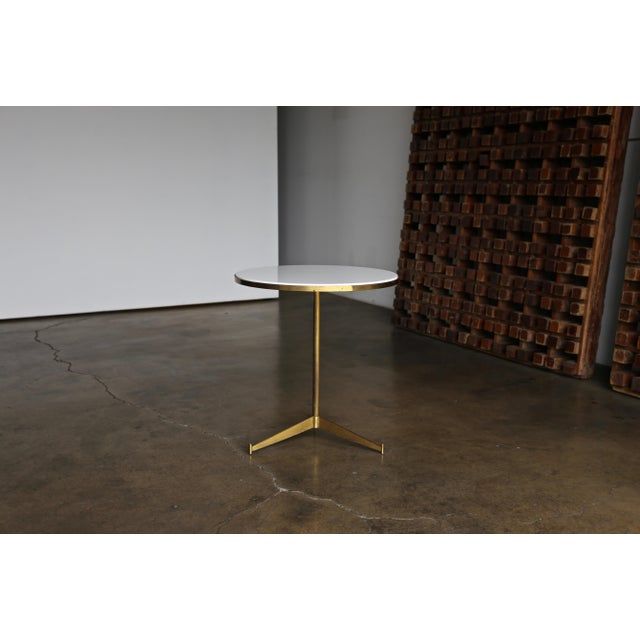 """1950s """"Cigarette"""" Side Table by Paul McCobb for Directional, Circa 1955 For Sale - Image 5 of 9"""