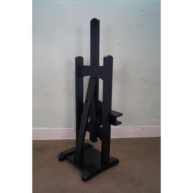 Restoration Hardware Artist Easel TV Stand - Image 5 of 10