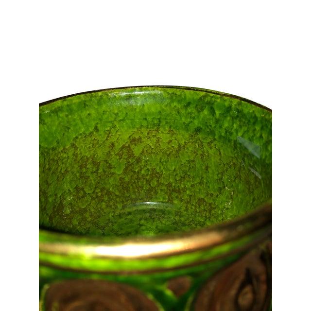 Rosenthal Vintage Rosenthal Netter Chalice Vase For Sale - Image 4 of 5