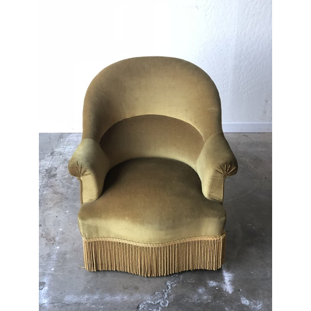 These chairs first caught our eye in Avignon last spring. Crapaud chairs are perfect petit accent chairs, great for a...