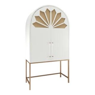 Calzada Secretary Desk - Simply White For Sale