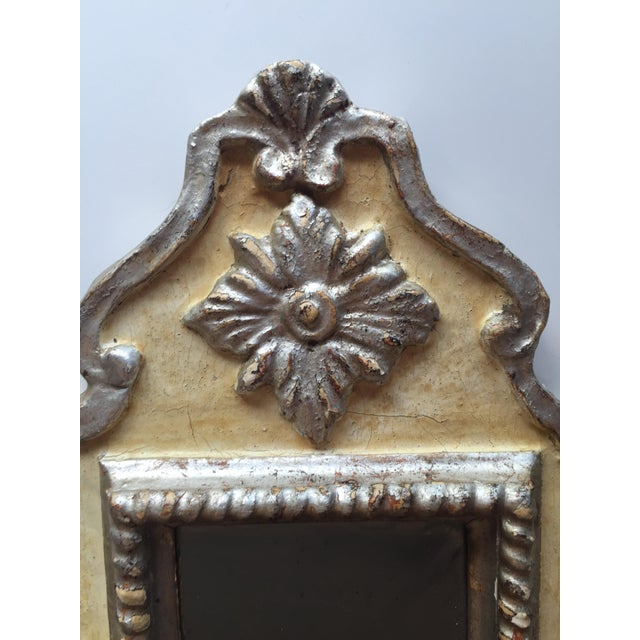 Vintage Venetian Mirrors - a Pair - Image 6 of 6