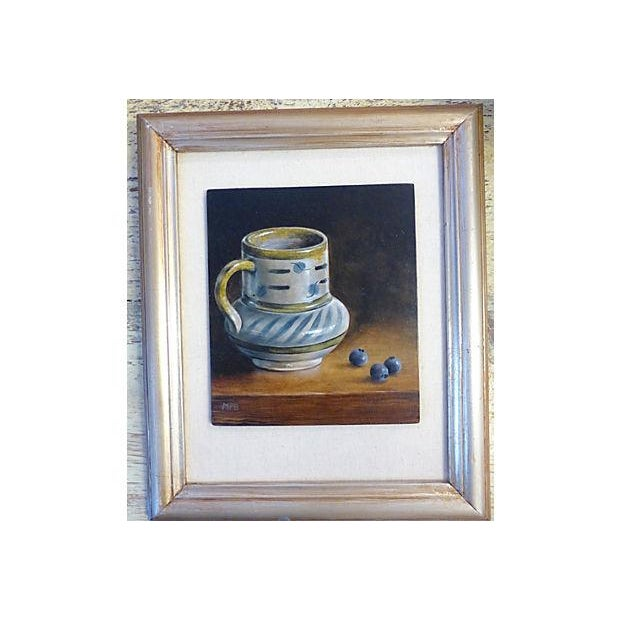 Oil Still Life by Michelle Beaujardin - Image 2 of 4