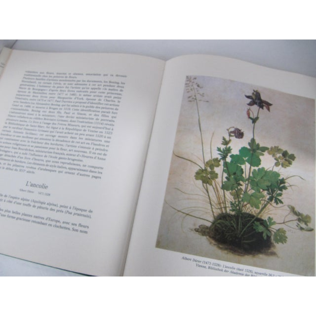 French Flower Painting Books - A Pair For Sale - Image 7 of 8