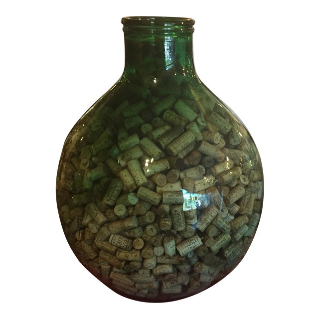 Demijohn Bottle With Corks - Image 1 of 4