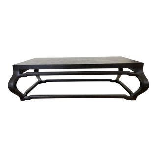 """J Robert Scott for Sally Sirkin Lewis """"Ming"""" Coffee Table For Sale"""