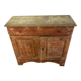 19th French Two Door Chest For Sale