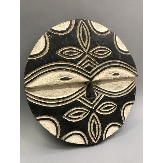African Art Teke Mask - Image 3 of 7
