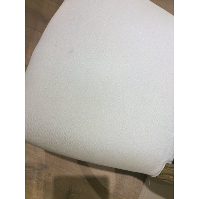 Upholstered Pompadour Side Chair - Image 3 of 5