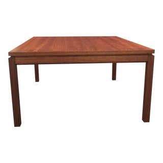 Jens Risom Mid-Century Coffee Table