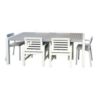 Minimal Outdoor Dining Table For Sale
