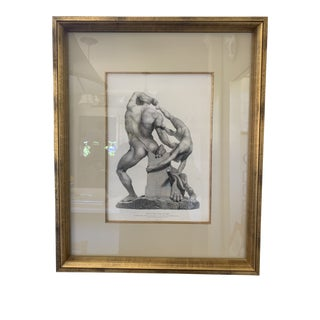 Photogravure of Hercules and Lichas For Sale