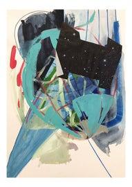 Image of Aqua Collage