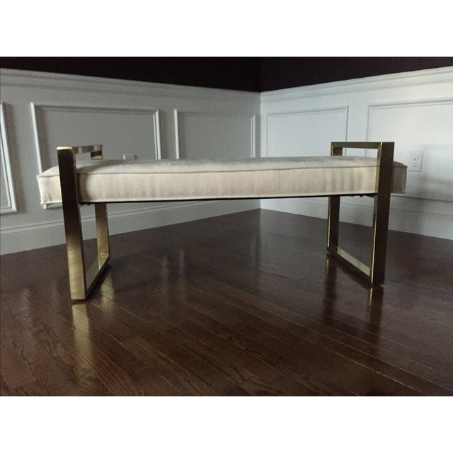 Bernhardt Jet Set Bench - Image 2 of 6