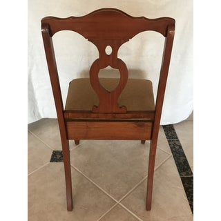 Vintage Side Dining Chair Preview
