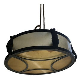 Image of Spanish Revival Pendant Lighting