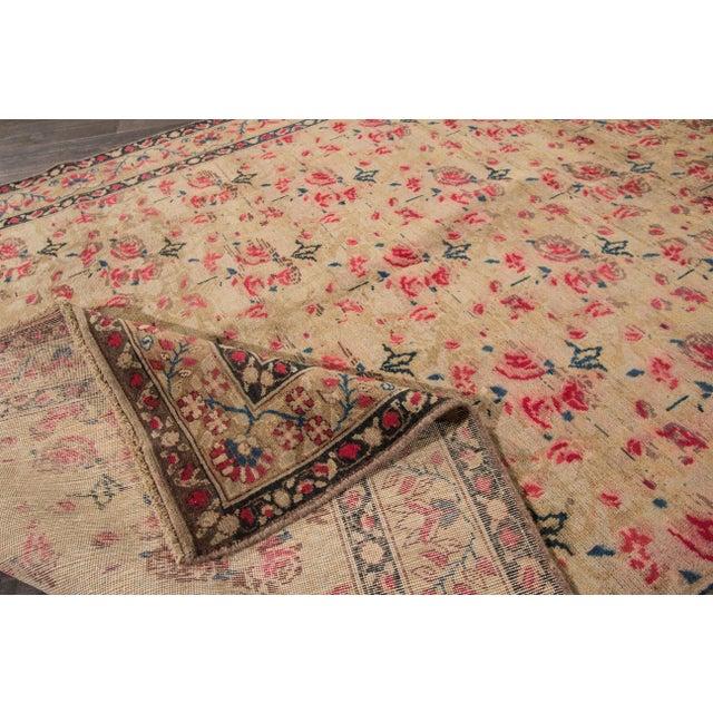 "Traditional Apadana - Basserabian Style Rug. 6'5"" x 9'6"" For Sale - Image 3 of 7"