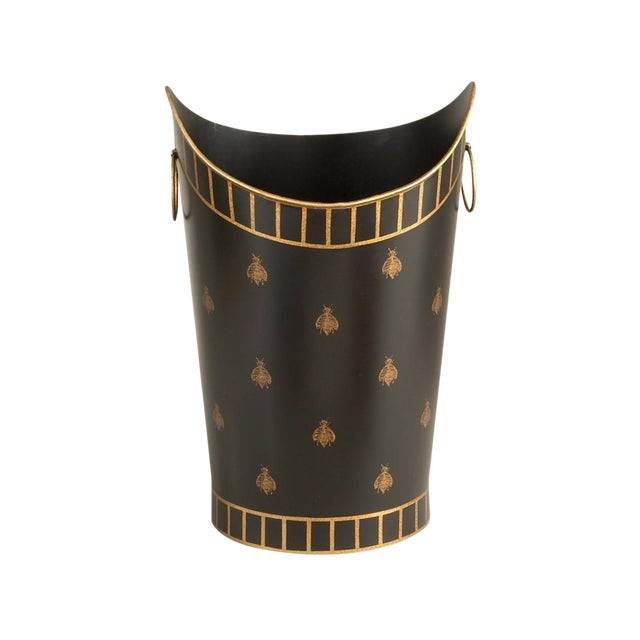 Chelsea House Inc Bee Wastebasket For Sale