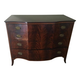Antique Solid Wood Dresser For Sale