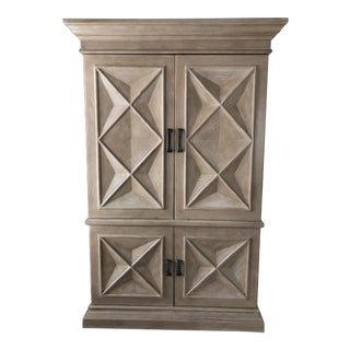 Bernhardt Tansitional Bedroom Armoire