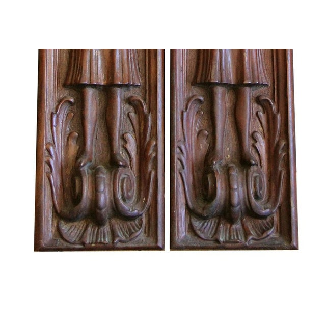 19th Century Architectural Wall Panels - Image 3 of 4
