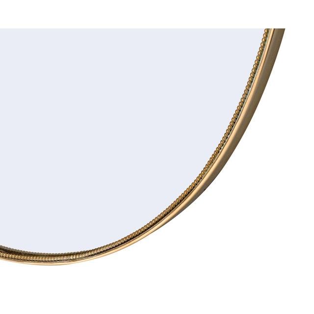 Italian Art Deco Period Mirror For Sale - Image 9 of 10