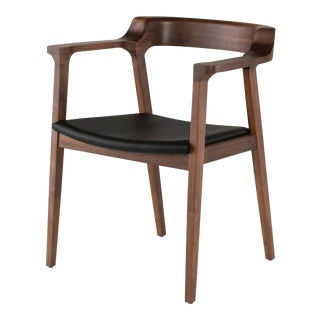 Caitlan Dining Chair In Black For Sale