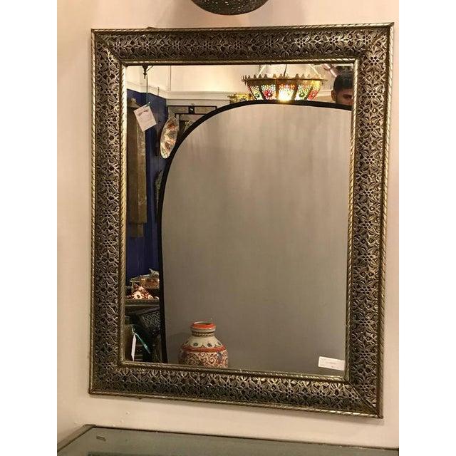 Moorish Style Mirror - Image 2 of 8
