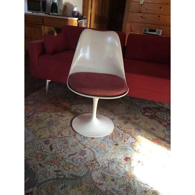 From the renowned Eero Saarinen, the Pedestal Chair is one of his most well known designs. The chairs were first produced...