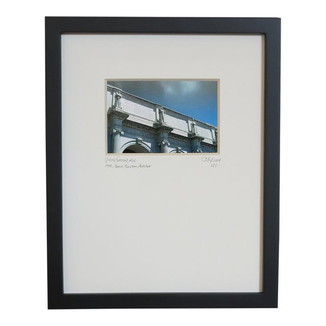 Union Station Terminal Framed Photography - Image 1 of 6