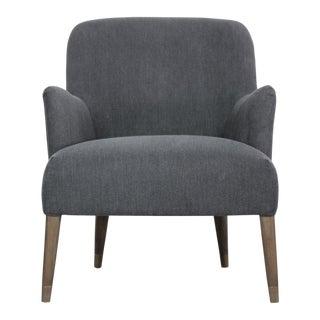 Mays Modern Oak Side Chair
